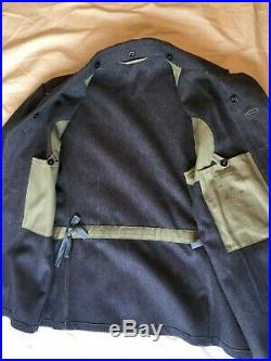 WWII German Reproduction Luftwaffe LW Fliegerbluse, 1st Pattern, by On the March
