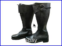 WWII German Sa Kampfzeit Style Tall Boot Size Us 5 to 15