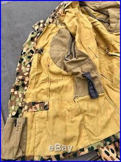 WWII German Waffen SS Repro Dot 44 Camo Uniform Tunic Size 44 SM Wholesale