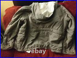 WWII German Winter Parka by At The Front Militaria Mouse Gray size IV/4 repro