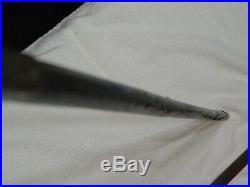 WWII German air force Luftwaffe officer's sword & scabbard, All Original GUC