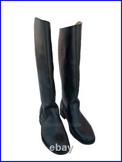 WWII German officer boots riding boots
