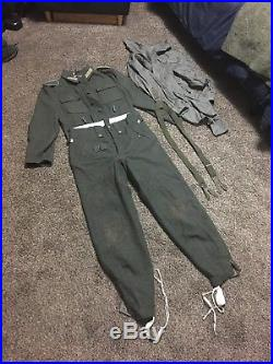 WWII WW2 Reproduction German Army Wehrmacht M 1943 Uniform +