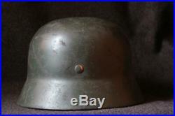 WWII m35 original helmet shell size 68
