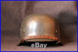 WWII m40 original helmet size ET64