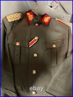 WW 2 German Army Generals Tunic. Beautiful Replica