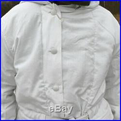 Winter jacket field-gray feldgrau parka Elite 5-point pockets 1942-45