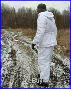 Winter jacket parka Blurred Edge spring pattern 1943-45 RARE PATTERN