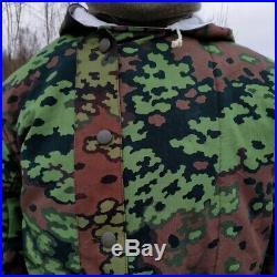 Winter jacket parka Oakleaf spring pattern 1943-45 RARE STUFF