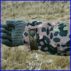 Winter jacket parka Pea Dot Erbsen pattern 1944-45