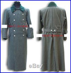 World War 2 WWII Germany Army German Green M36 Great Field Coat Winter Jacket