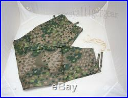 World War II WW2 Germany Erbsenmuster pea-dot Dot 44 HBT Camo M43 Tunic Pants