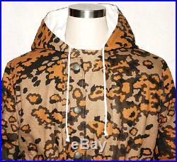 Ww2 German Autumn Oak Leaf Winter Reversible Parka M -31713