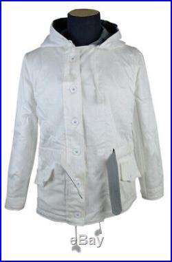Ww2 German Elite Mouse Grey Winter Reversible Parka Coat Size M