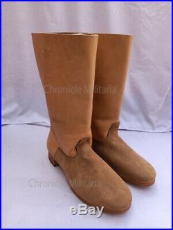 Ww2 German Jack boots marschstiefel size 9 and 11 US