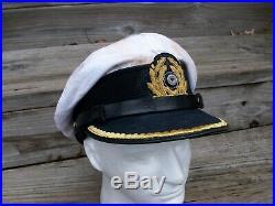 Ww2 German Kriegsmarine U-boat Captain Crusher Das Boot Style