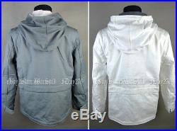 Ww2 German Mouse Grey Winter Reversible Parka Winter Military Uniform Coat S