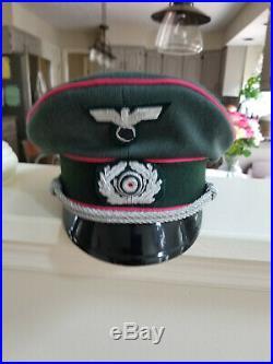 Ww2 German Panzer Oberst (colonel) Dress Uniform Complete! Size XL