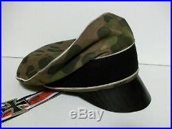 Ww2 German Waffen-ss Polyspot Camo'crusher'-spring Color #1 Lbs