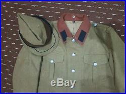 Ww2 RAD Tunic and Cap