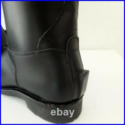 Ww2 Reproduction German Military Officer Boots Em Combat Men's Collection