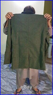 Ww2 Wwii German M36 Officer Wool Field Military Uniform Tunic & Breeches S M L