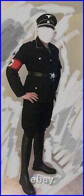 Ww2 german M32 officer uniform Set (size XL)