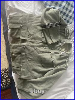 Ww2 german uniform reproduction