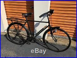 Ww2 reenactment German Bicycle