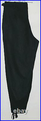Wwii German Elite Panzer Wool Uniform Jacket & Trousers M-31211