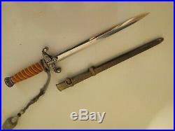 Wwii German Heer Army Dress Dagger