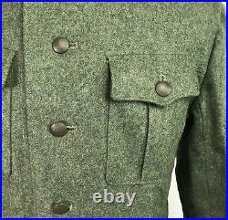 Wwii German M1940 M40 Wool Combat Field Tunic-3xlarge