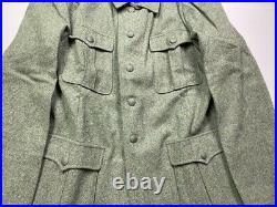 Wwii German M1940 M40 Wool Combat Field Tunic-large/xlarge 46r