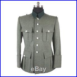 Wwii German M41 Officer Field Tunic (custom Tailored / Made) -32577