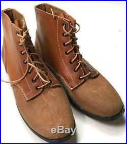 Wwii German M44 Low Boots- Size 11