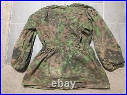 Wwii german smock plane tree camo waffen camouflage tarnjacke