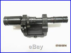 ZF41 scope ZF-41 sniper scope & mount combo for German Mauser K98 steel repro